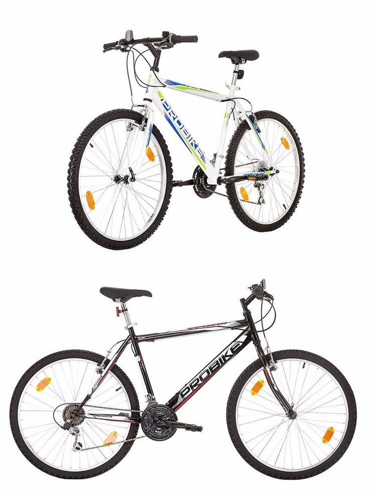 26 Zoll Fahrrad Felge Mountainbike Weiss Glanz Starren Rahmen Fahrradherren Bike