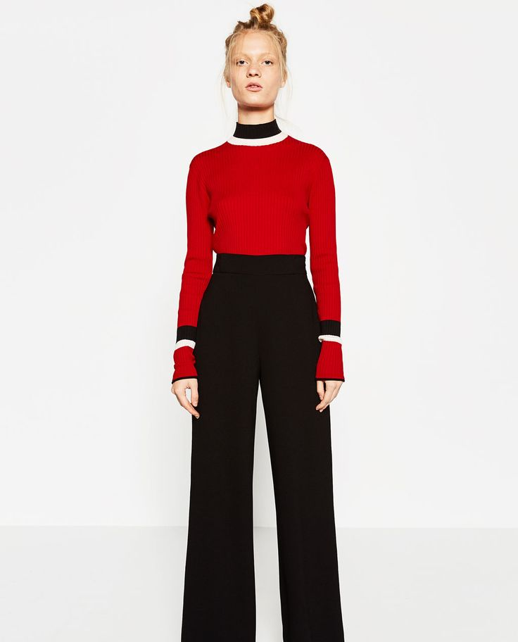 SPORT SWEATER-NEW IN-WOMAN | ZARA United States