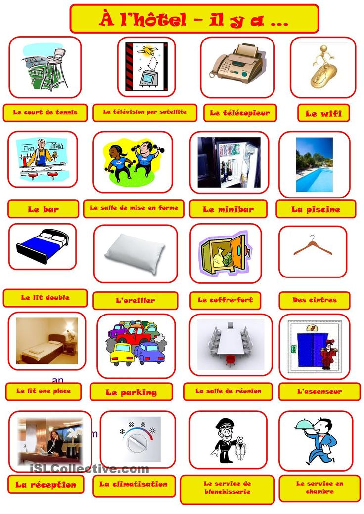 Learn french gcse vocab