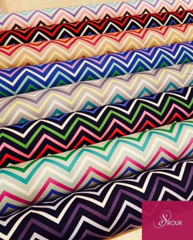 Summer Collection: Multi Color Zig Zag Chevron Fabric   #chevron #fabric #srourtextiles #srour #dubaifabrics #cotton #mydubai #dubaiexpo2020 #dresses #dress #chevronprint #fashiondesigner #cushions #curtains #print #bedding #quilting #quilt #tabledecor #tablesetting #interiors #patchwork #printed #patchworkquilt #cadarpatchwork #fabricfun #bunting #clutchbag #decor