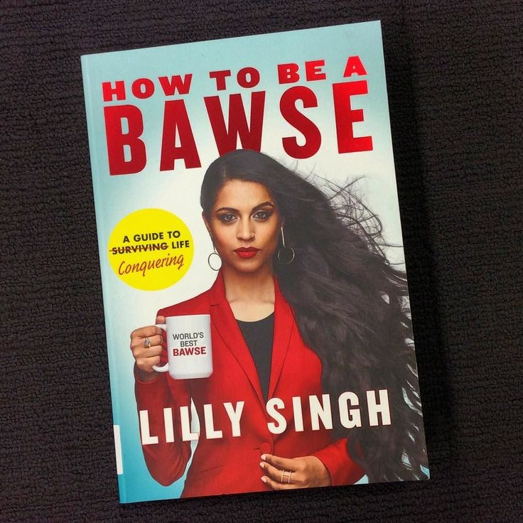 Fresh in the library: @iisuperwomanii 's 'How to be a BAWSE' already reserved and ready to be borrowed! #instabooks #librariesofinstagram