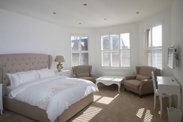 Looks perfect for the most peaceful nights sleep ever at Hoscote Park House, West Kirby. www.iknow-northwest.co.uk