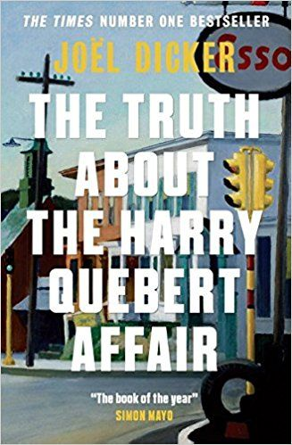 The Truth about the Harry Quebert Affair: Amazon.co.uk: Joël Dicker, Sam Taylor: 0787721934875: Books