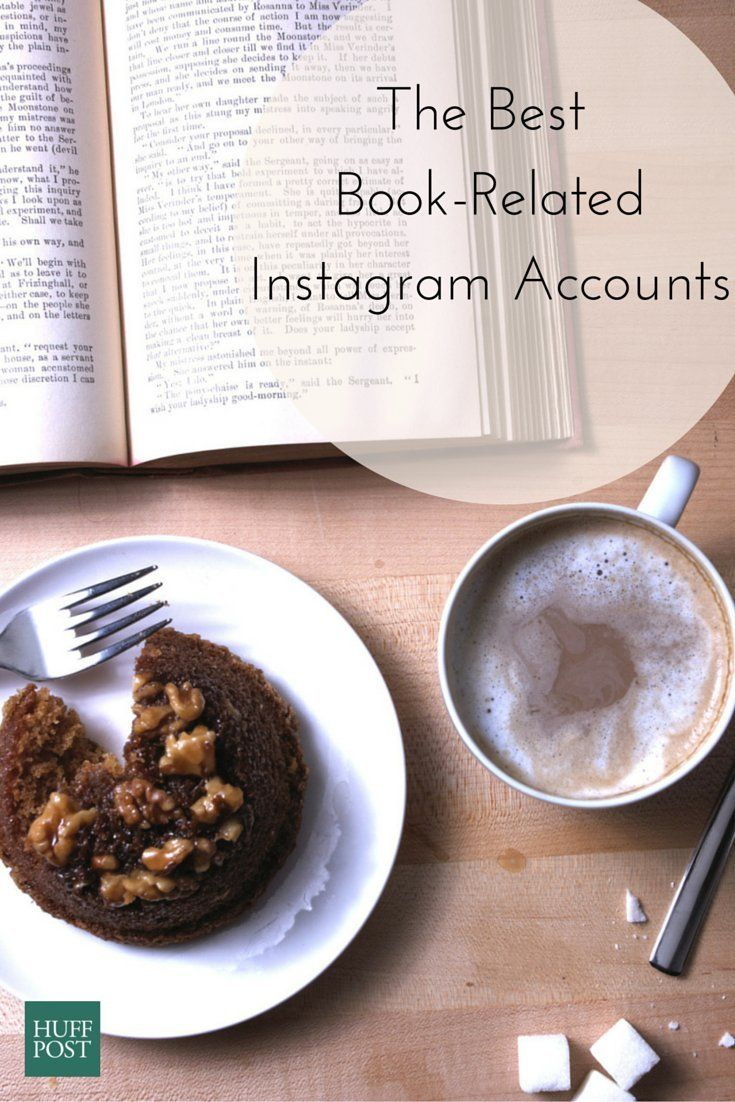 The best instagrammers for your next book recommendation!