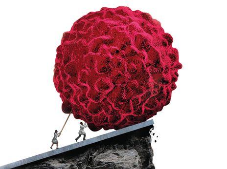 SOIGNER LE CANCER AUTREMENT ! Le cancer nous apprend d'abord une chose : la modestie ! Ni la médecine conventionnelle ni la médecine alternative n'ont actuellement les clés, des remèdes efficaces pour garantir sa guérison. Depuis des dizaines d'années, la recherche pharmaceutique nous promet de nouvelles molécules pour vaincre enfin cette maladie. Ces molécules, on les attend toujours ! | Rebelle-Santé