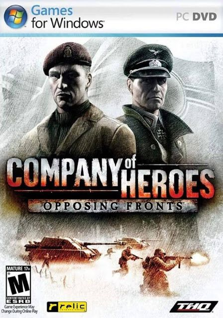 Full Version PC Games Free Download: Company of Heroes Opposing Fronts Download Free PC...