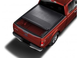 Tonneau Cover - Soft Roll-Up by Truxedo, Platinum, 8.0 Bed