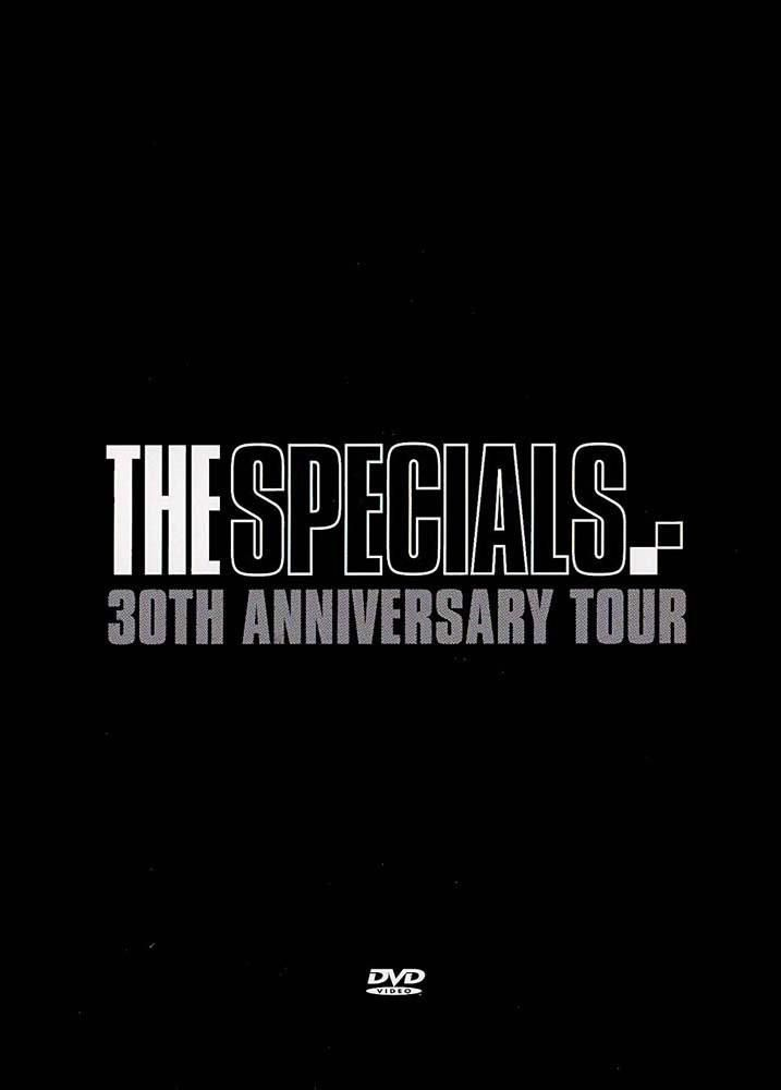 THE SPECIALS 30th Anniversary Tour DVD 2013  #OneAsiaAllEntertainment #852Entertainment
