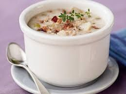 Image result for clam chowder