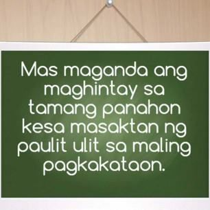 Filipino quotes about love in Tagalog | Pinoy love quotes Collections