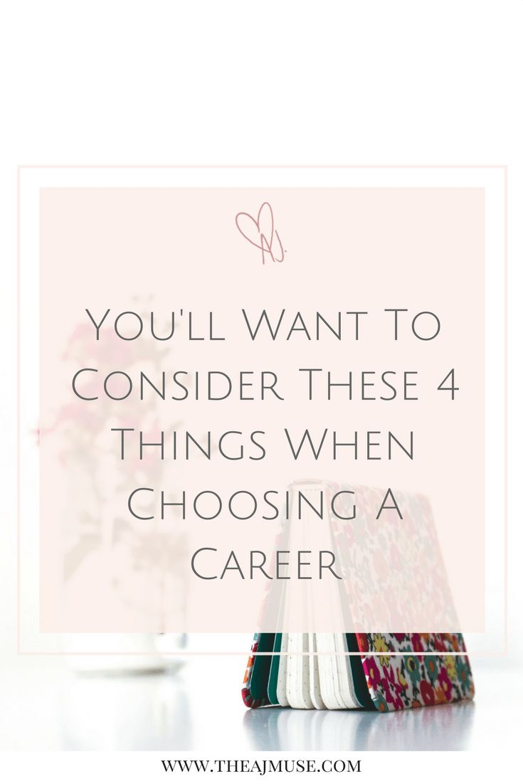 Have you ever felt like you have no idea what you want to do with your life? We get it! And choosing a career is no easy task. So, how do you choose a career? Or maybe you want a career change? This is bigger than just your resume & cover letter application, this is digging deep to find out what career you're suited to and where your interests truly lie.