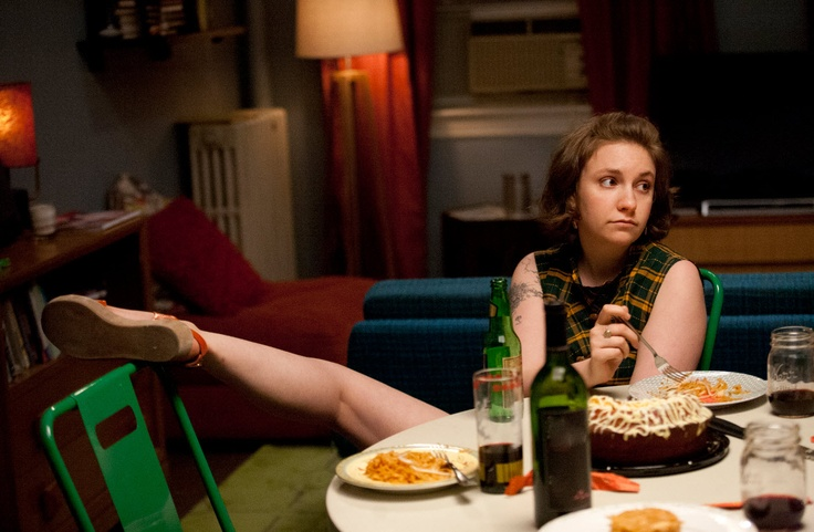 Hannah Horvath (Lena Dunham) Season 2, Episode 4 #GIRLS
