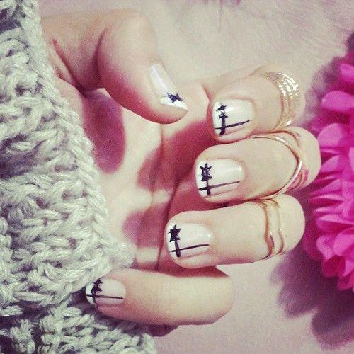 Bugün de böyle  #nailart #unhas#perfecto#nail#nails#nailswag#fashion#handmade#nailpolish#keepcalm#trend #fiyonkstore#black#bow#french#funny#Fiyonk#style#sweety#ring#oje#beautiful#benyaparsam#ciciliseyler#fransizmanikuru http://decoraciondeunas.com.mx #moda, #fashion, #nails, #like, #uñas, #trend, #style, #nice, #chic, #girls, #nailart, #inspiration, #art, #pretty, #cute, uñas decoradas, estilos de uñas, uñas de gel, uñas postizas, #gelish, #barniz, esmalte para uñas, modelos de uñas, ...
