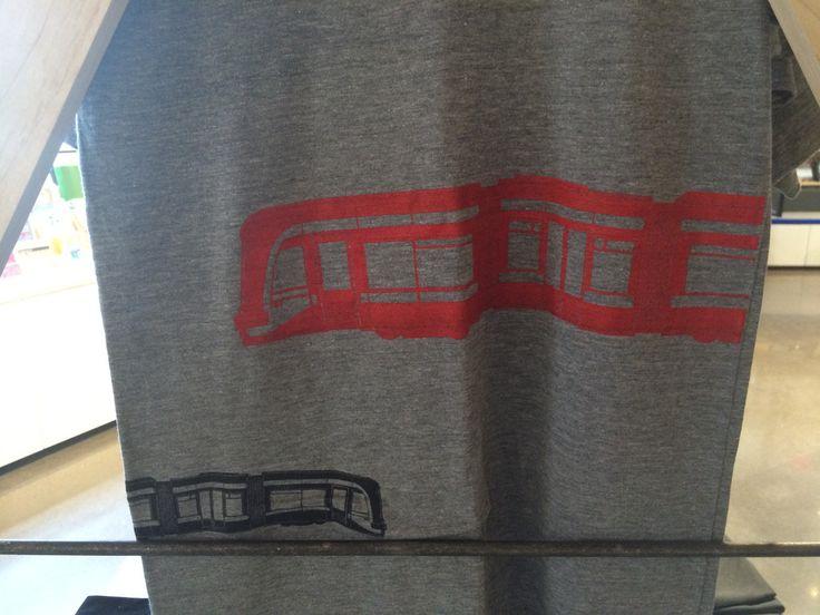 New Streetcar Profile Shirt