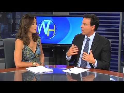 Randy Alvarez and Debbie Siebers talk infrared sauna therapy!