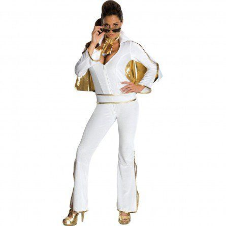 18 best elvis costumes images on pinterest elvis costume womens white elvis costume solutioingenieria Image collections