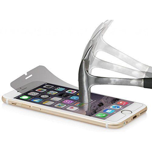 Apple iPhone 6 / 6s - 3D-Touch / Force-Touch - Premium Screen Protector 9H Hartglas Panzerglas Glasfolie Displayschutzglas Tempered Glass Folie Glass Schutzfolie Folie Displayschutz aus echt Glas Glasprotector von Wunderglass - http://herrentaschenkaufen.de/okcs/iphone-6-6s-apple-watch-edelstahl-armband-mit-in-38
