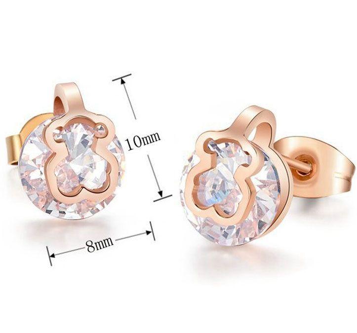 88f9a73d8cd8 Joyas réplica osito Tous de acero: Nuevas joyas en acero imitación ...