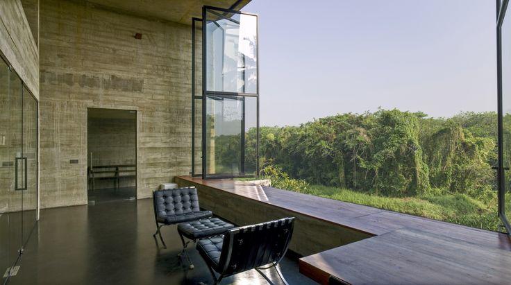 Image 1 of 15 from gallery of Studio Dwelling at Rajagiriya / Palinda Kannangara Architects. Photograph by Palinda Kannangara Architects
