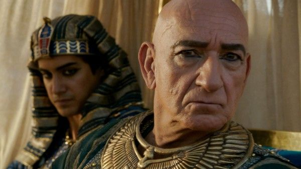Sir Ben Kingsley gives a powerful performance in 'Tut', a historical rehashing