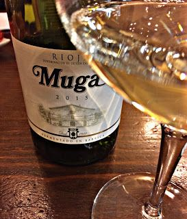El Alma del Vino.: Bodegas Muga Blanco Fermentado en Barrica 2015