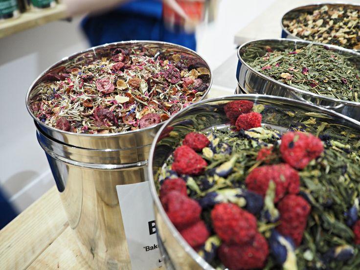 Bluebird Tea Co Nottingham Launch Party | The Gem Agenda Blog