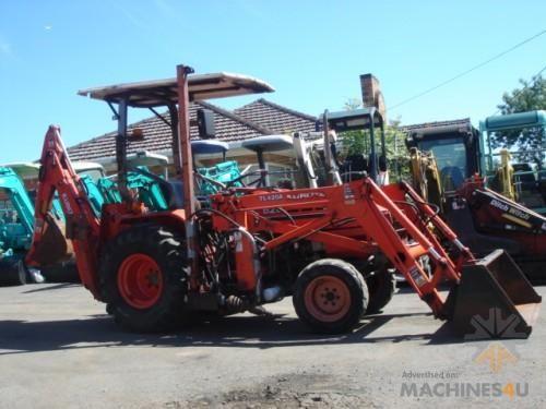 Used #Kubota Backhoe for sale - Kubota B20 http://www.machines4u.com.au/browse/Construction-Equipment/Backhoe-305/Backhoe-Loader-1423/kubota/