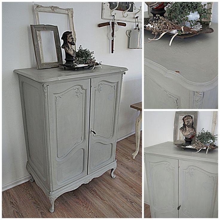 Paris Gray Kitchen Cabinets: 305 Best Images About ASCP Paris Grey On Pinterest