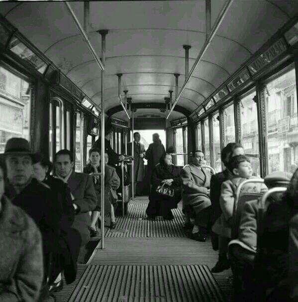 Tranvia 1950