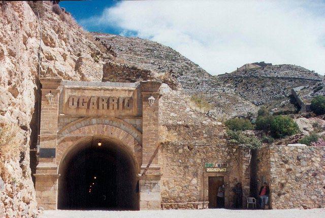 Viaje por Real de Catorce y el territorio sagrado de Wirikuta: Túnel Ogarrio