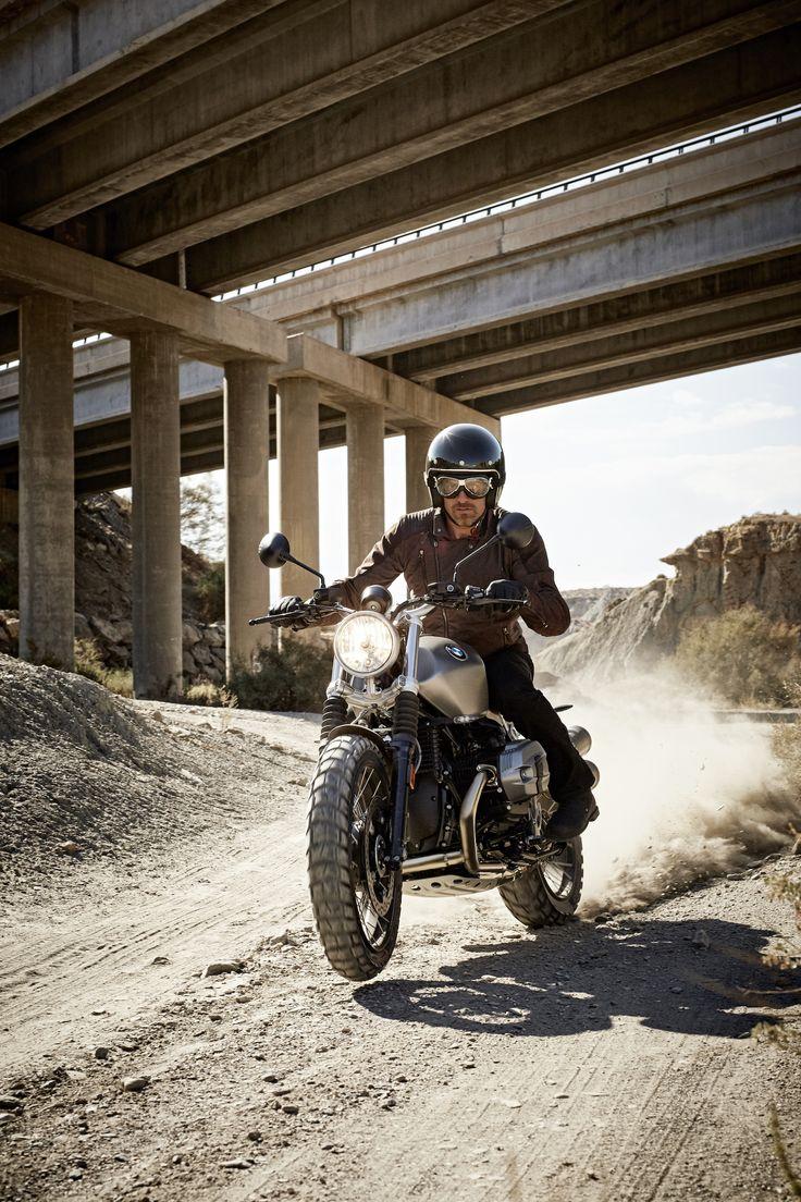 Read all about the BMW R nineT Scrambler http://motorbikewriter.com/bmw-scrambler-makes-world-debut/
