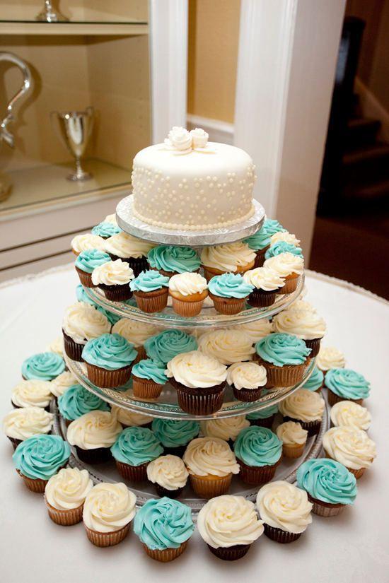 Tortas de bodas: Ideas de postres más allá de la torta de bodas