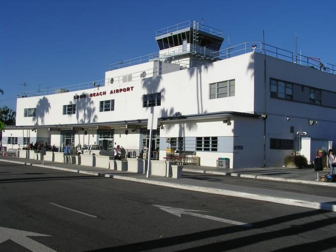 LGB - Long Beach Airport - Long Beach, California And so far the friendliest we have ever been to!