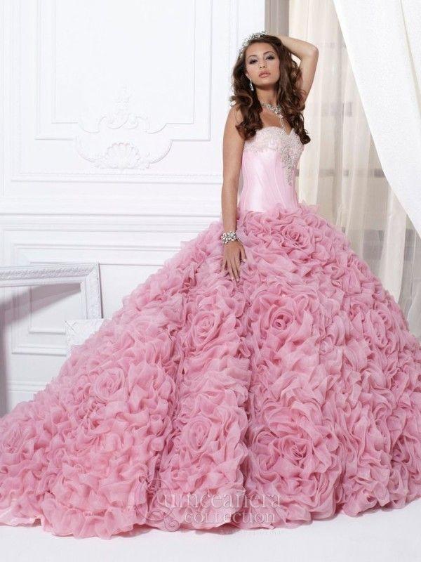 top 25 best light pink quinceanera dresses ideas on