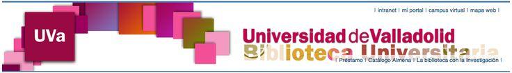 Universidad de Valladolid. Biblioteca Universitaria.