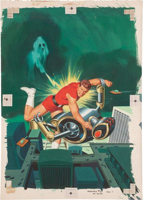 Book Cover Art Generator : Best vintage sci fi covers images on pinterest book