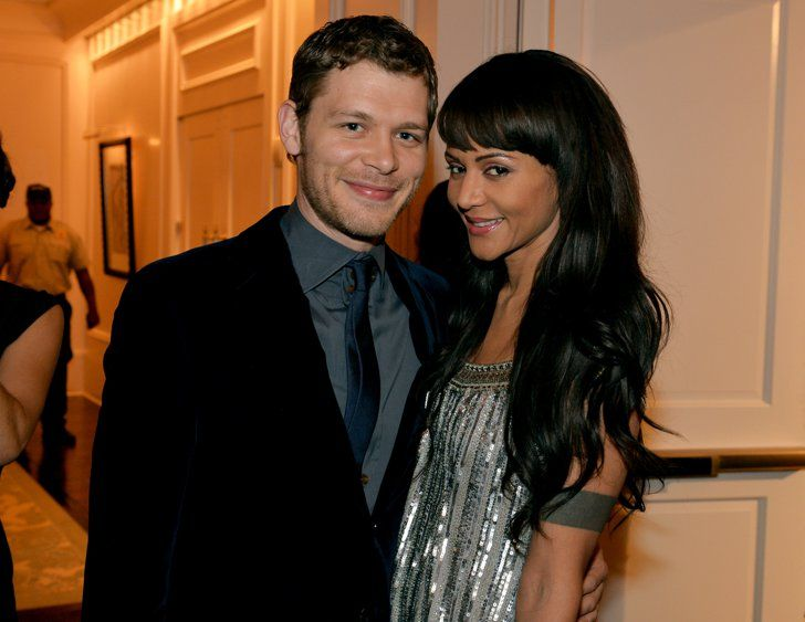 Pin for Later: 25 CW Costars Who Hooked Up in Real Life Joseph Morgan and Persia White