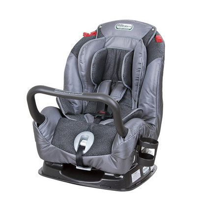 Cadeira para automóvel Neo Matrix da Burigotto, fabricada visando a maior segurança do seu bebê.