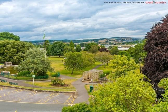 3 bed terraced house for sale in Courtenay Park, Newton Abbot TQ12 -            £400,000