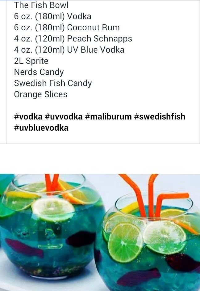 1000 images about tipsy bartender on pinterest white for Fish bowl drink tipsy bartender