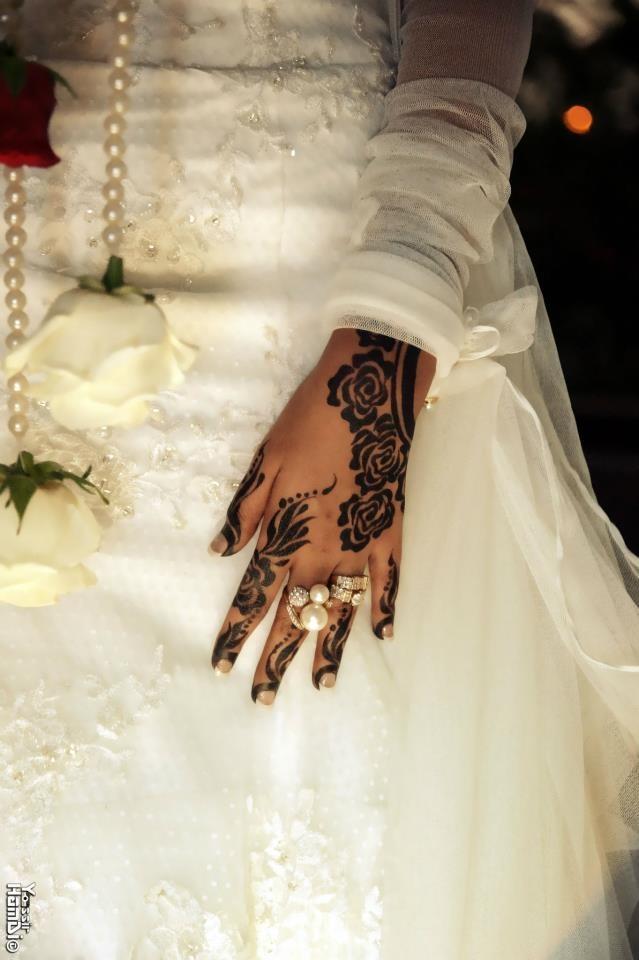 Sudanese Bridal/Wedding Henna
