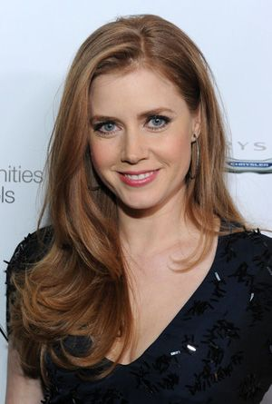 Love Amy Adams and her hair layers.                                                                                                                                                                                 More