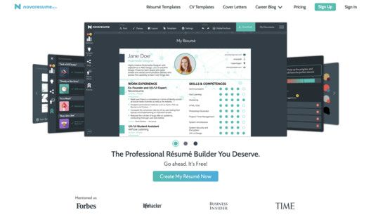 Novorésumé Offers 50% off their Premium Résumé Builder Ensuring Your CV is On Point