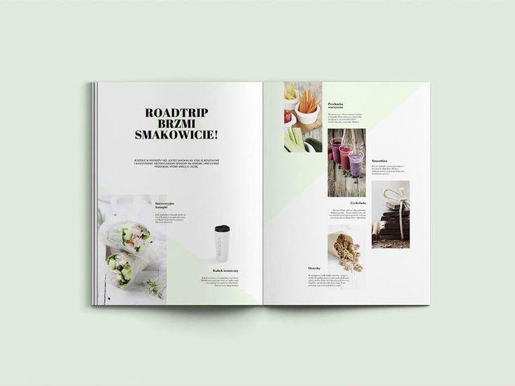 Editorial Layout Design Ideas