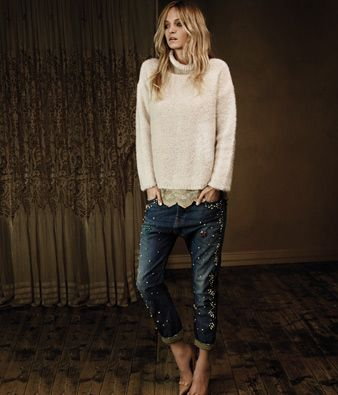 15 best TWIN-SET F/W 2015 Jeans Collection images on Pinterest ...