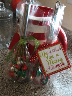 Creative Outlet: Teacher Christmas gifts