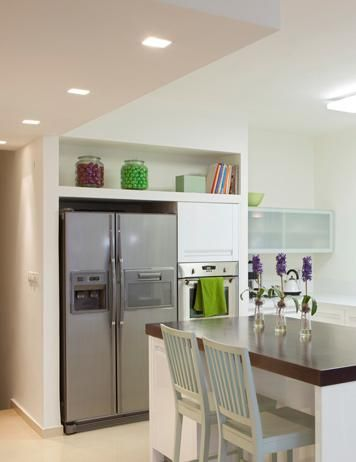10 best images about above fridge ideas on pinterest for Above kitchen cabinet storage ideas