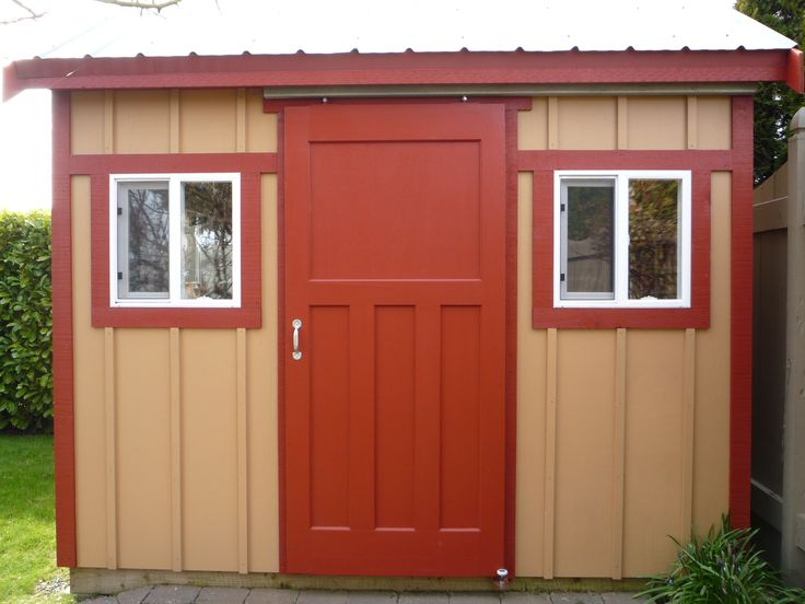 17 best ideas about shed door hardware on pinterest for Small double front doors