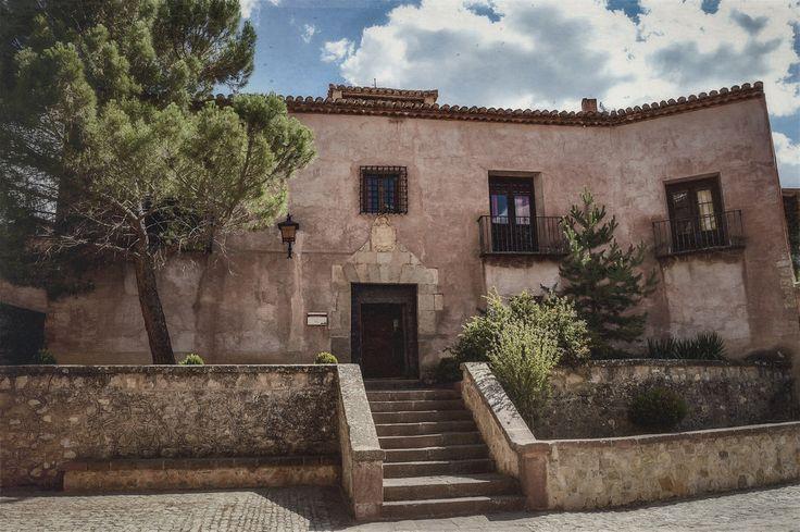 Casa de Santa María (Albarracin - Spain)
