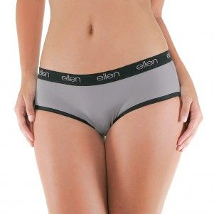 Women's Grey Bikini Underwear...rumor has it these are the best ...